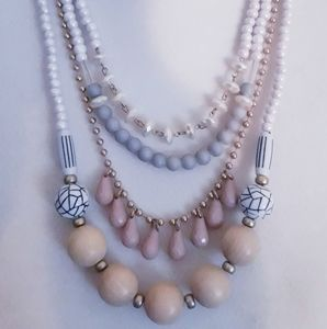 Plunder Layered Necklace